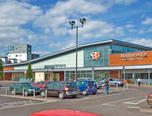 Ballincollig Town Centre (Blackpool Retail Park and Ballincollig Town Centre)