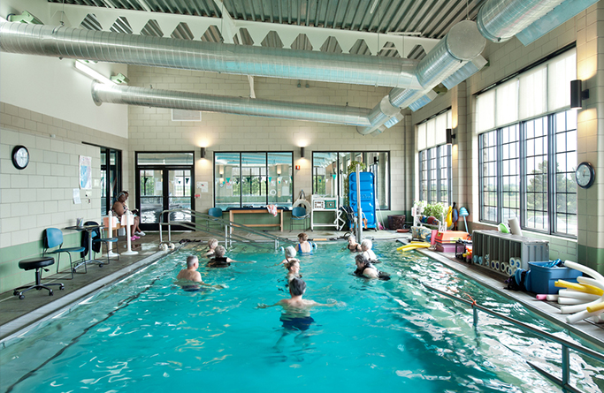 St Joseph S Therapy Pool Charlaville Co Cork Mechanical Building Services Limited